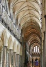 Photo of Salisbury Cathedral Nave, by Harry Griswold