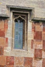 Photo of Window at Church of St. Dubricius, by Harry Griswold